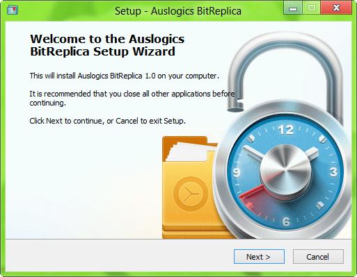 Auslogics BitReplica