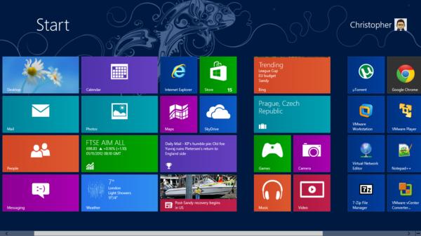 Windows 8 – бизнесмену в помощь