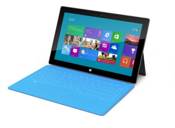 Microsoft и Intel: Windows 8