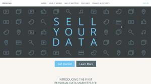 продажа пользовательских данных