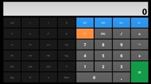 Калькулятор Х8