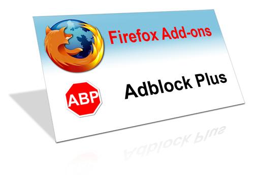 AdBlock Plus&Mozilla Firefox