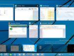 виртуальные рабочие столы в Windows 9