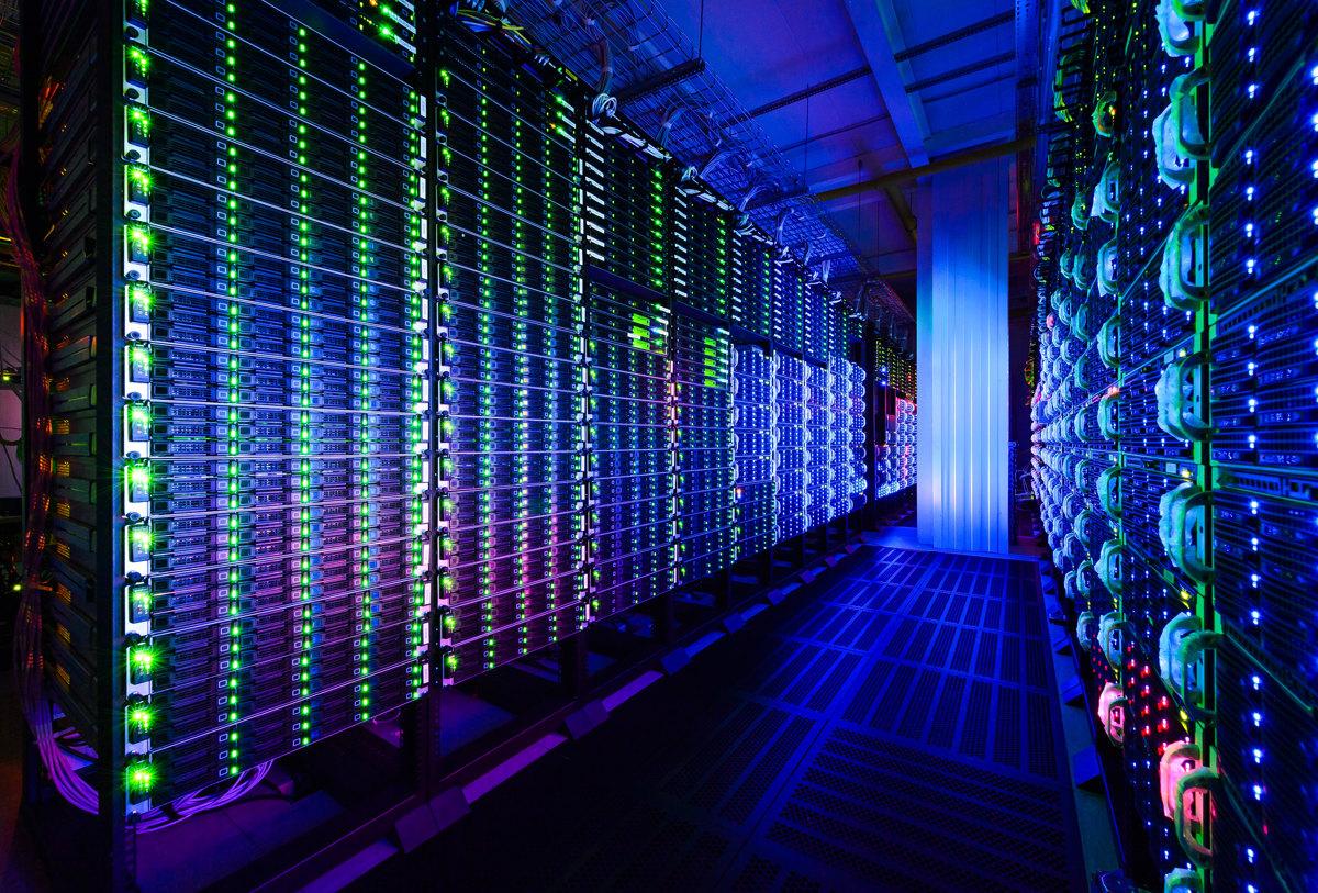 Рынок дата-центров России занял 15-е место среди стран Европы и Азии