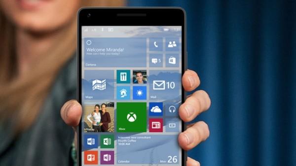 Что нового на windows 10 для смартфонов?