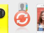 перенос контактов с windows phone на android