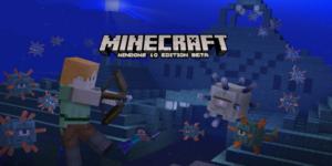 Minecraft: Windows 10 Выпуск бета - Обновление Boss