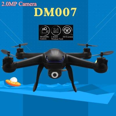 DM007 RC Quadcopter 6 Axis Gyro Explorer UFO