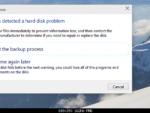 windows 10 ошибки диска
