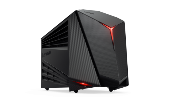 The Lenovo IdeaCentre Y710 Cube with Windows 10