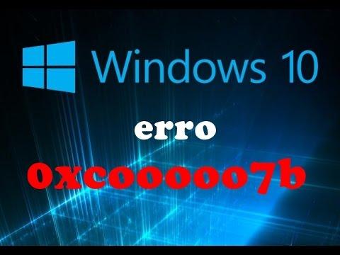 ошибка 0xc000007b на windows 10