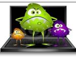 Признаки заражения компьютера вирусом