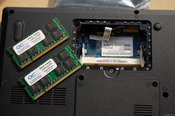 Как заменить оперативную память