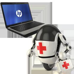 ремонт ноутбуков Hewlett-Packard