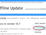 Сервер автоматического обновления от Microsoft (WSUS)