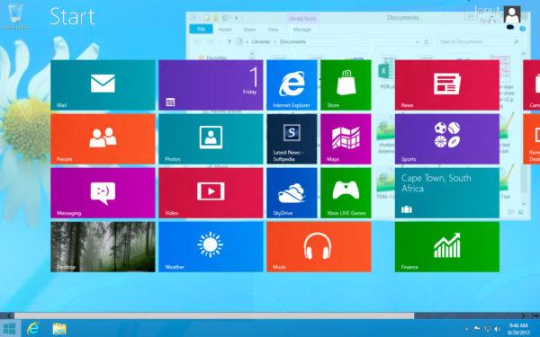 Плюсы равным образом минусы Windows 0