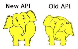 Новый API
