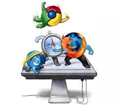 битва  браузеров