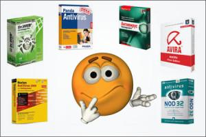 Эффективность антивирусного ПО