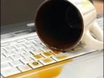 ремонт залитой клавиатуры ноутбука