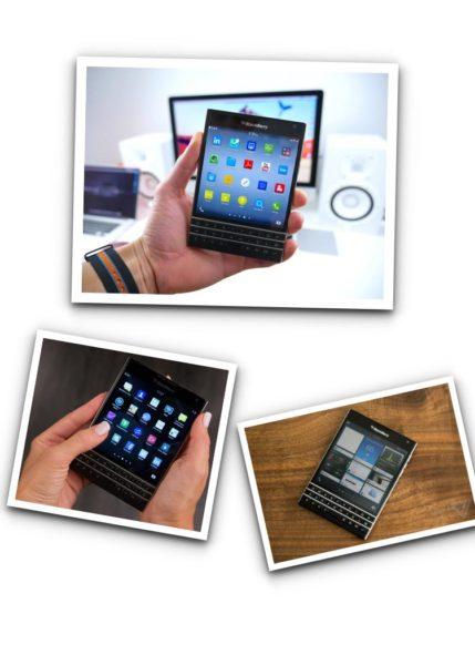 BlackBerry внешний вид