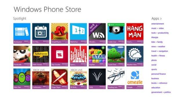 приложение windows phone для настольного компьютера