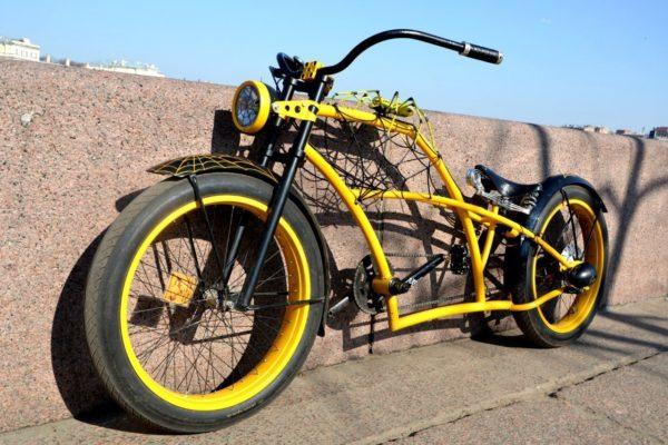 Современные велосипеды