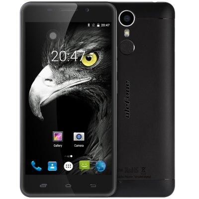 Ulefone Metal 4G Smartphone  -  BLACK