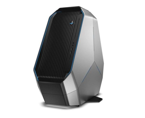 The Dell Alienware Area-51 with Windows 10