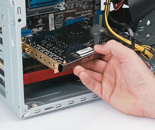 Замена компонентов компьютера