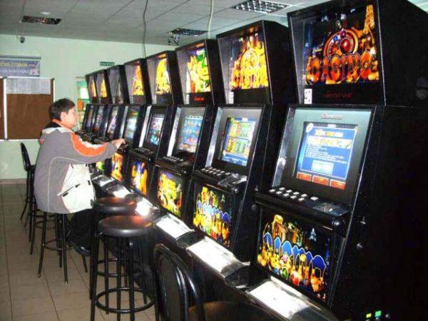 игровых автоматов