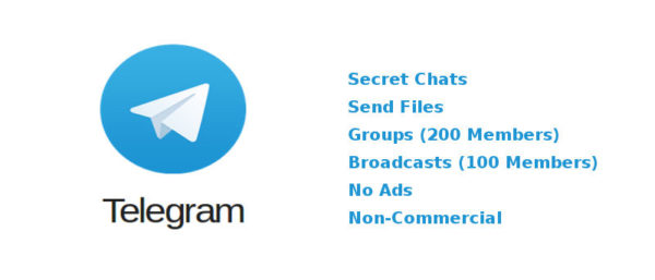 Телеграмм Messenger на русском языке
