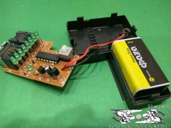 Как сделать тестер для сетевых кабелей RJ 45