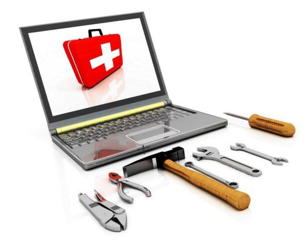 сервис по ремонту компьютеров и ноутбуков
